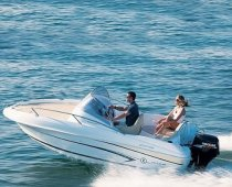 Rent speed boat