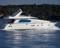 Rent luxury yacht in Croatia