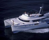 Rent power multihull