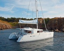 Rent catamaran in Croatia