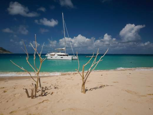 Cabin Cruise around the Grenadines
