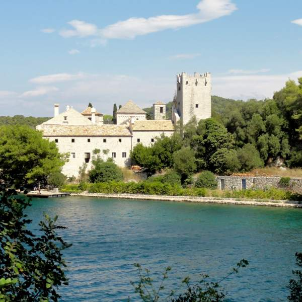 Mljet and its sublime monastery