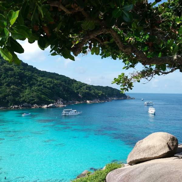 Ready to snorkel in the Similan Islands?