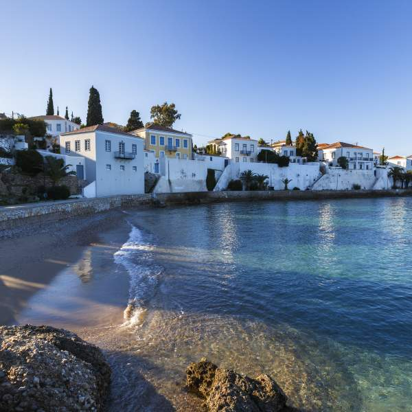 Spetses is an unmissable stop!