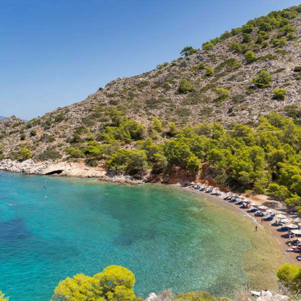 Discover the beautiful beaches and turquoise water