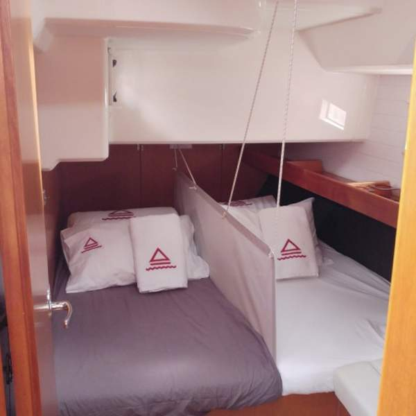 The double cabin