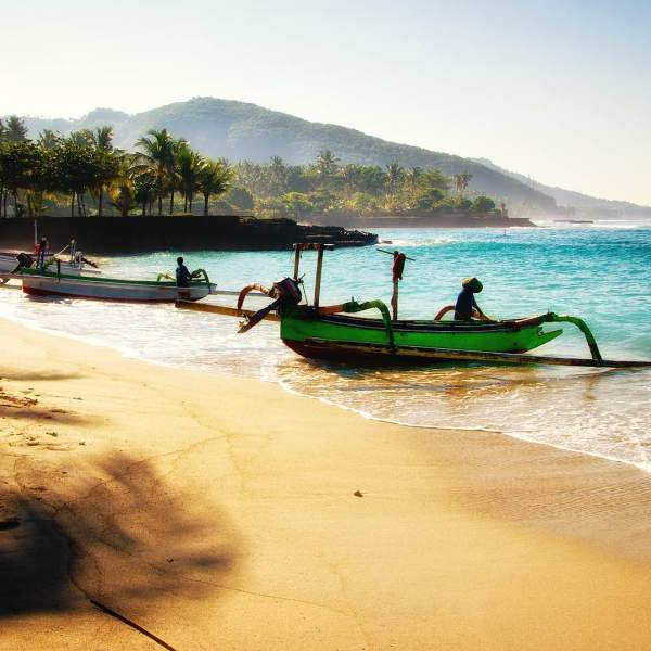 Bali and its heavenly beaches