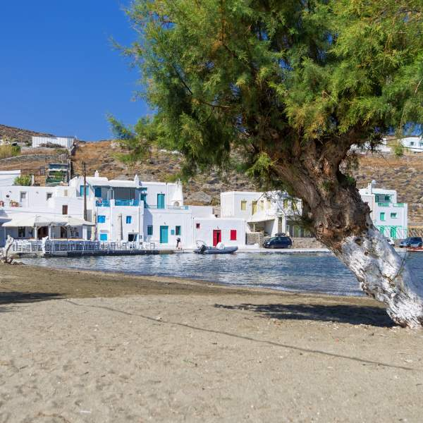 Discover the authenticity of Kythnos