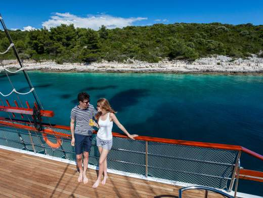 Private Gulet Cruise in Croatia