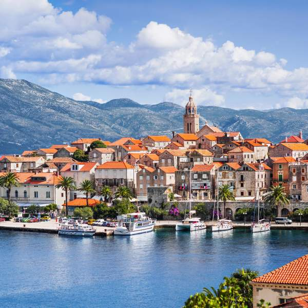 Korčula, a city of art and history