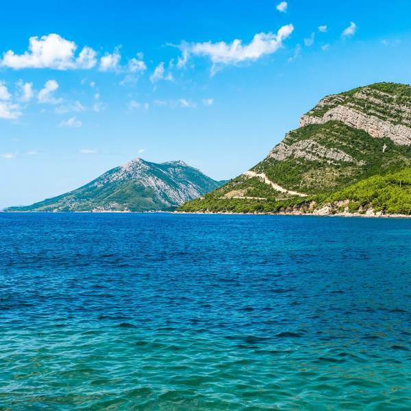 The resplendent Peljesac Bay