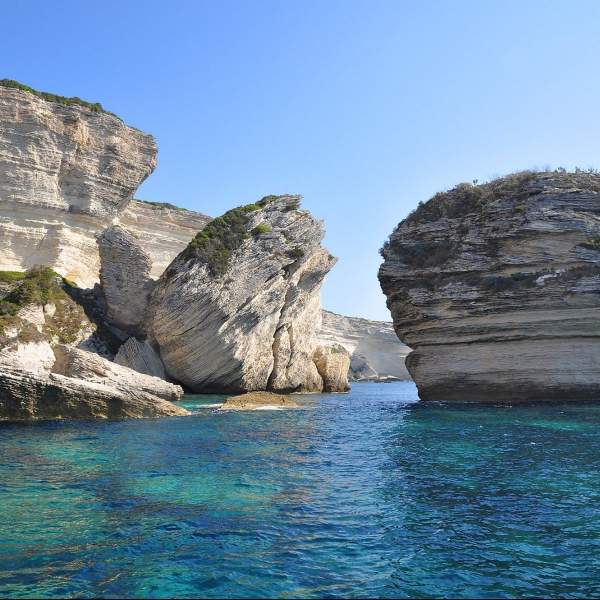 Strait of Bonifacio