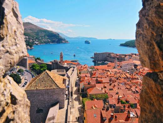 Cabin Cruise around the islands of Dubrovnik