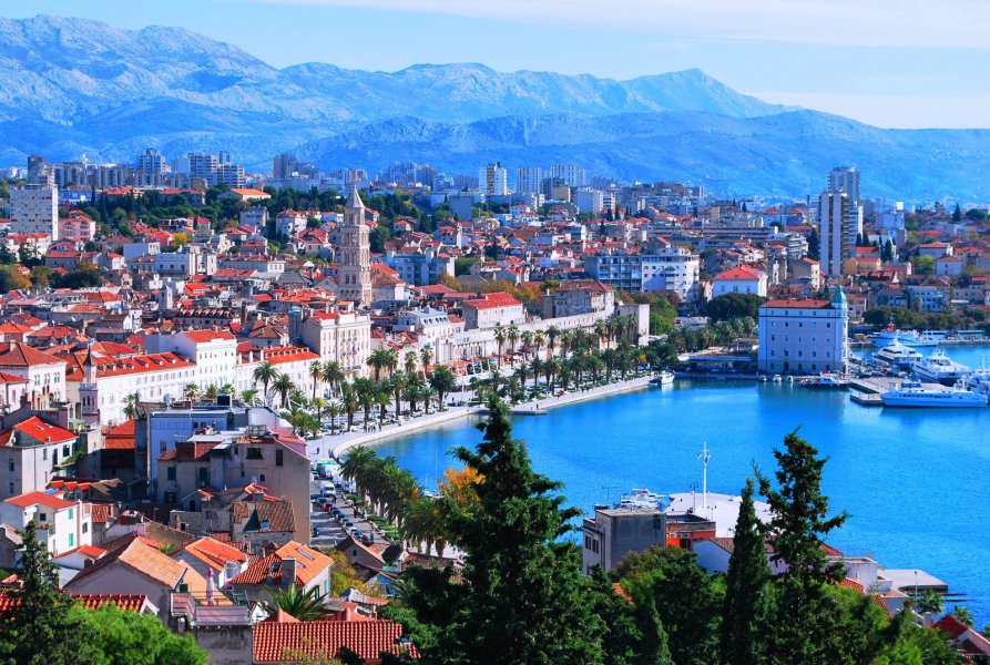 Day 1: Split - Trogir